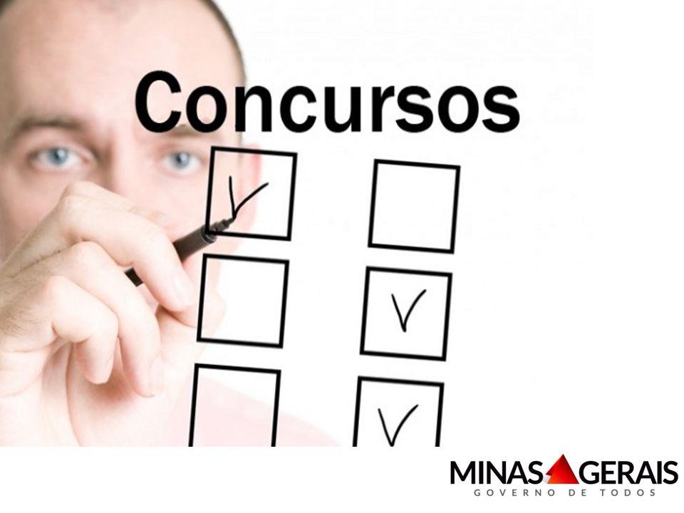 Pauta 1 – Procedimentos para realização de Concursos Públicos; 2 – Gestão das Nomeações; 3 – Sistema Corporativo – SIGECOP.