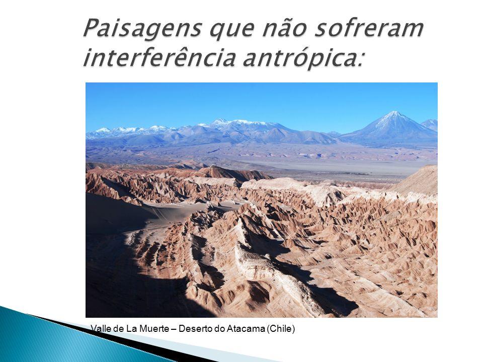 Valle de La Muerte – Deserto do Atacama (Chile)