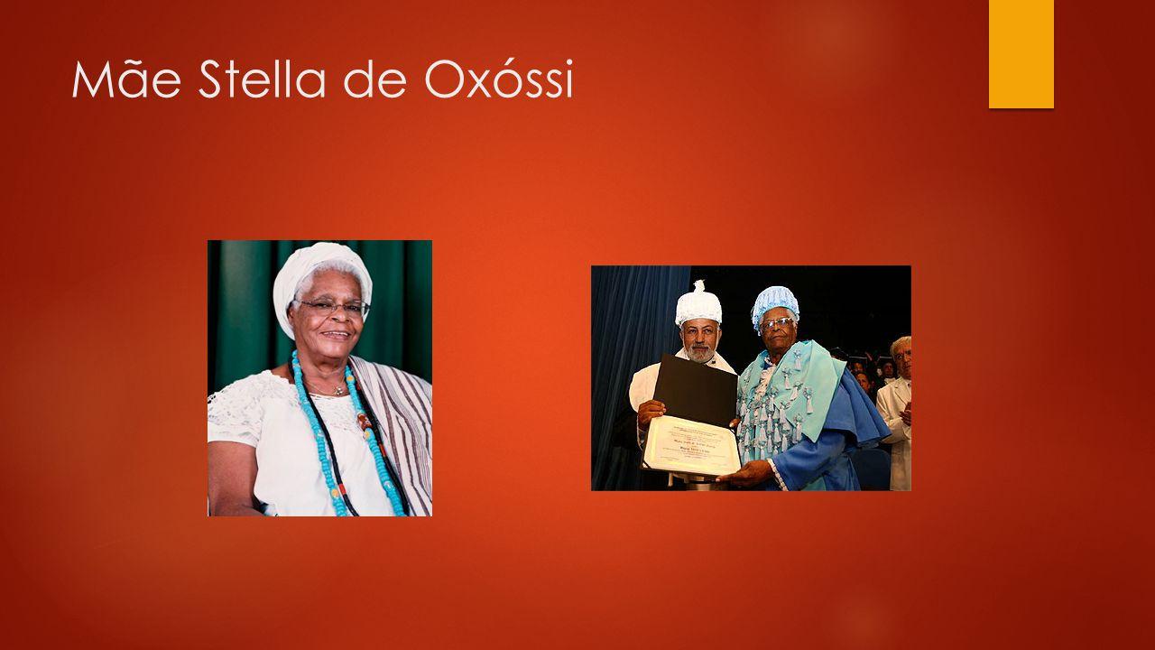 Mãe Stella de Oxóssi