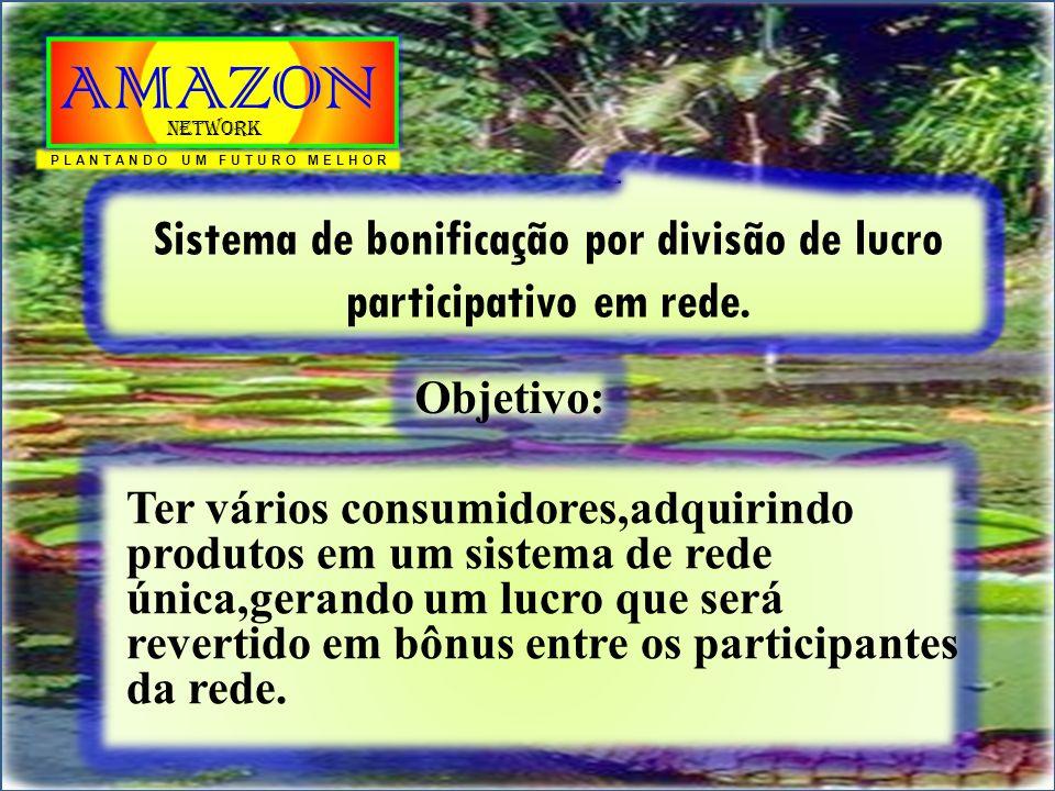 HONESTIDADE SERIEDADE COMPROMISSO PLANTANDO UM FUTURO MELHOR AMAZON Network