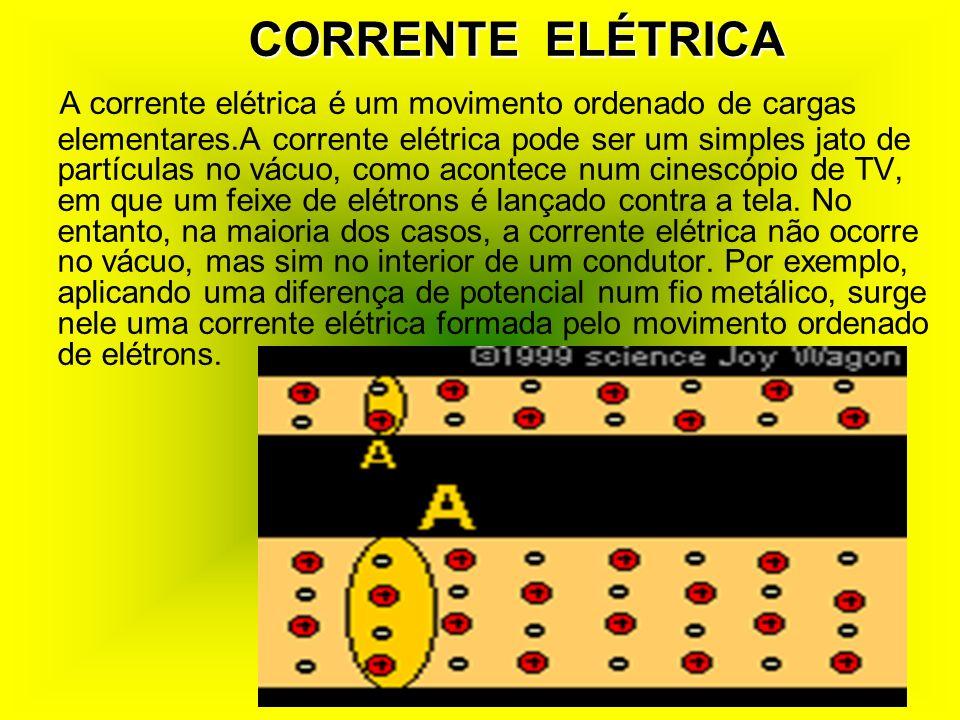 Tensão elétrica é a diferença de potencial elétrico entre dois pontos.
