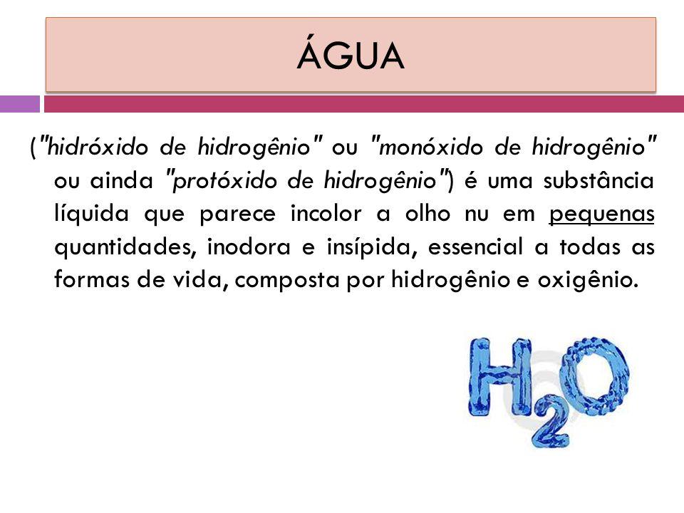 Vitaminas Hidrossolúveis  São solúveis em compostos polares.