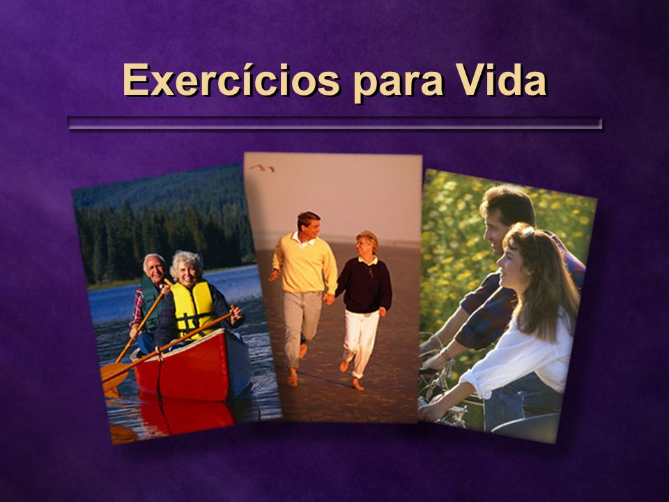 Exercícios para Vida
