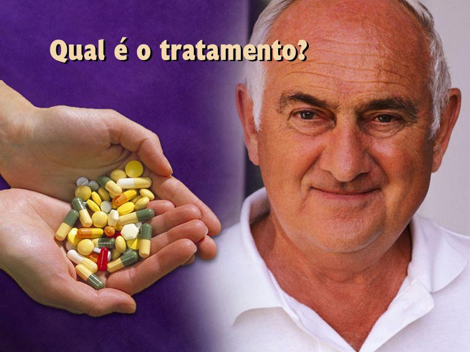 Qual é o tratamento?