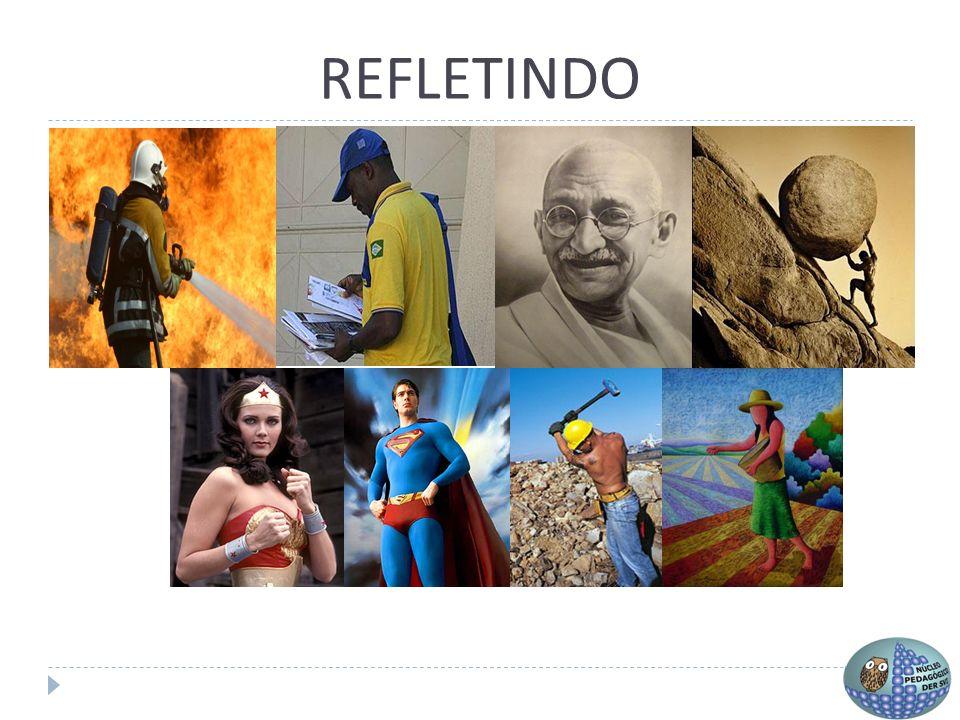 REFLETINDO