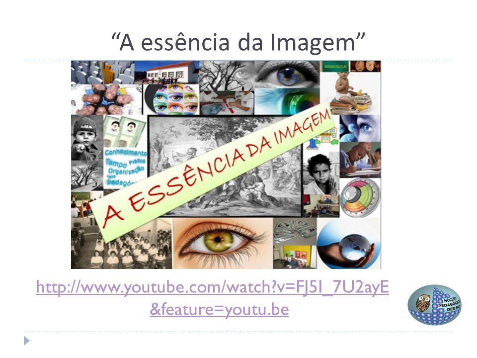 """""""A essência da Imagem"""" http://www.youtube.com/watch?v=FJ5I_7U2ayE &feature=youtu.be"""