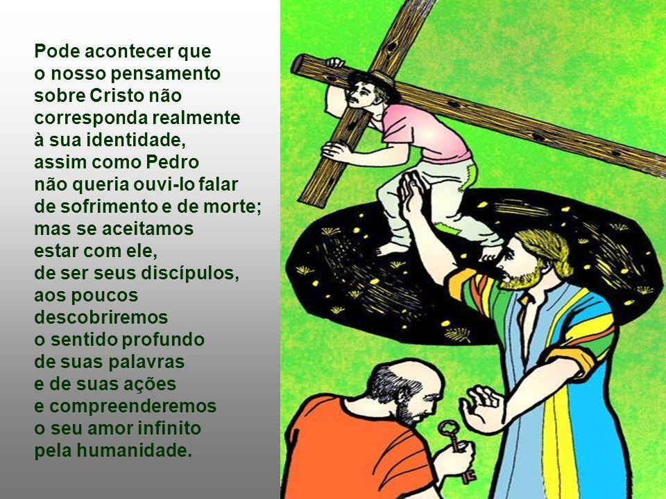 + Quem é Cristo para nós.