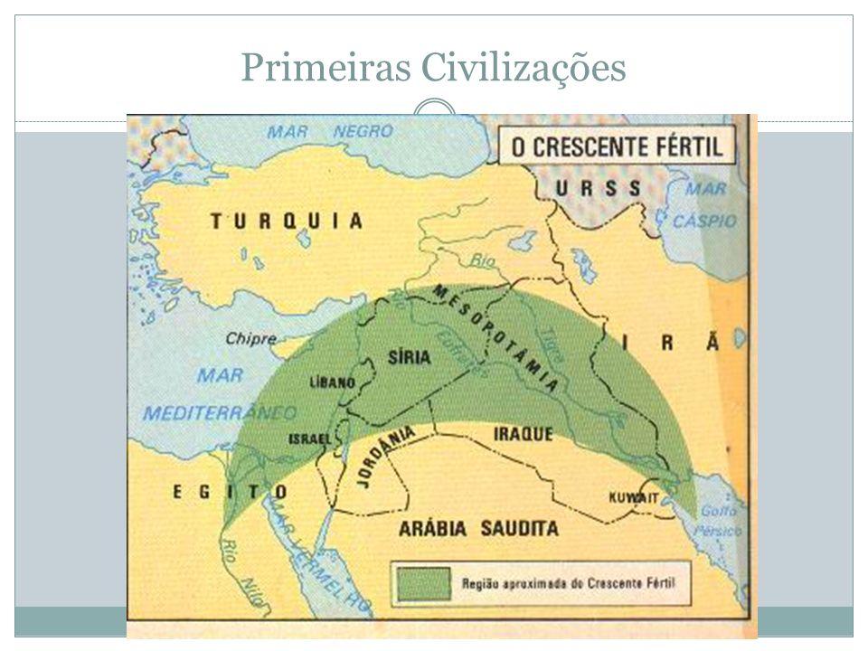 Primeiras Civilizações