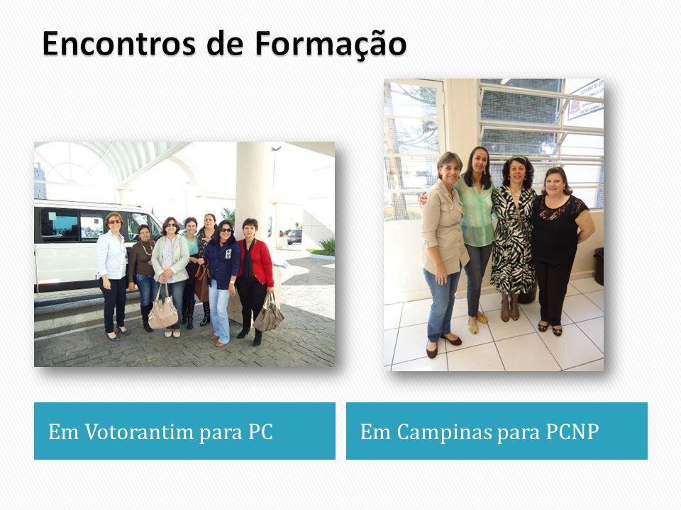 Em Votorantim para PCEm Campinas para PCNP
