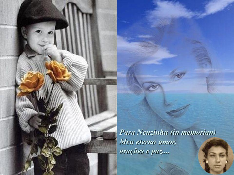 Para Neuzinha (in memorian) Meu eterno amor, orações e paz....