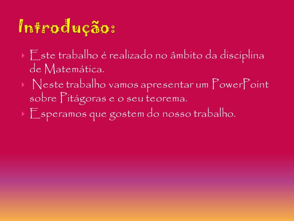 Trabalho realizado por: Margarida Fernandes, Nº12, 8ºB Sara Abreu, Nº16, 8ºB