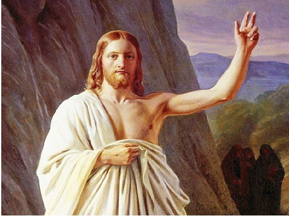 + Cristo continua precisando ainda hoje de testemunhas … E nós somos chamados a ser testemunhas da presença do Ressuscitado, através de nossas Palavras e Ações.