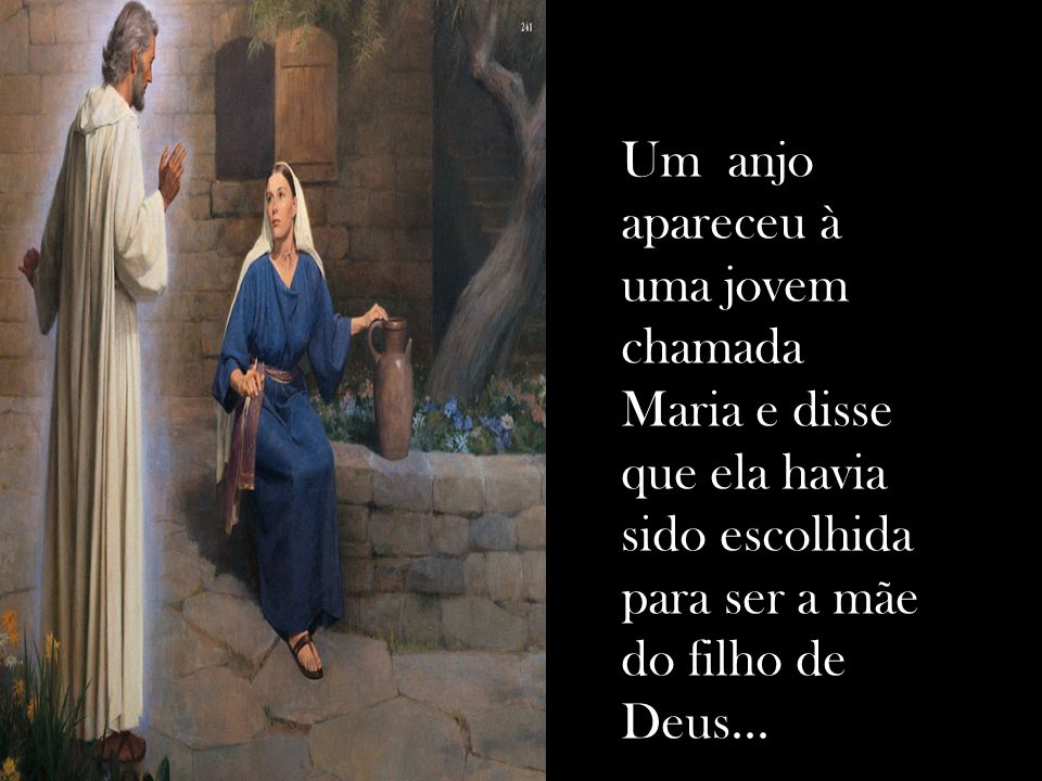 LIGUE O SOM Natal... Nascimento de Jesus...