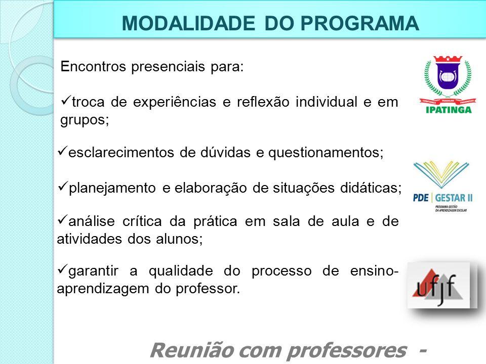 COLETÂNEA DE TRABALHOS Através da Lição de Casa, o professor cursista experimentará novas metodologias em sala de aula.