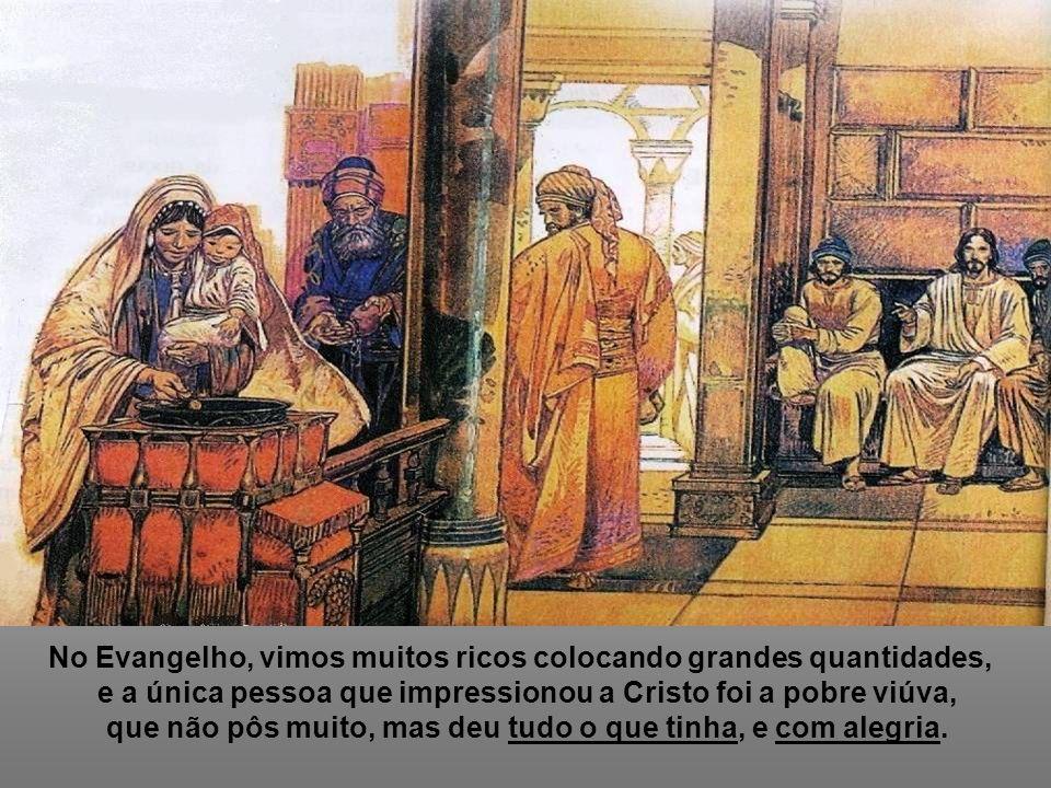 O costume do dízimo foi introduzido por Deus. No Livro de Malaquias, Deus se queixa de quem o