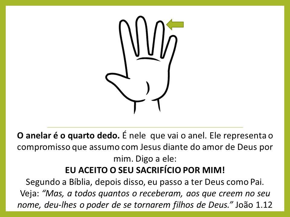Mindinho é como se chama o quinto dedo.É um dedo simples.