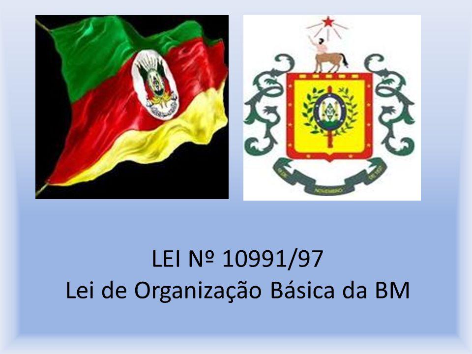 DESTINAÇÃO DA BM - A Brigada Militar, Polícia Militar do Estado do Rio Grande do Sul, é uma Instituição permanente e regular, organizada com base na hierarquia e na disciplina, destinada à preservação da ordem pública e à incolumidade das pessoas e do patrimônio.