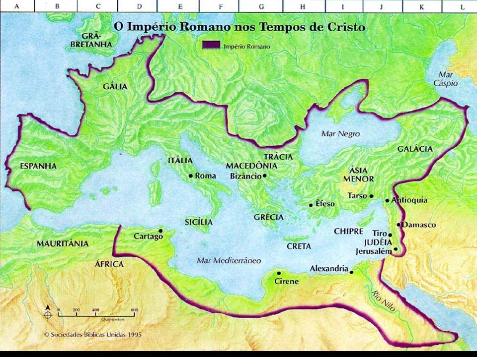 Império Romano caracterizou-se por: Roma + 46%templo + 14% + 60% tributo Exército Pax Conquistas tributo