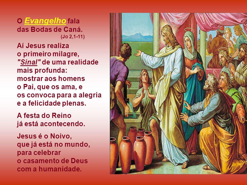 A 2ª Leitura fala dos carismas , dons, através dos quais o amor de Deus continua a se manifestar.