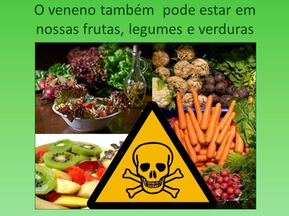 Resultado de imagem para frutas veneno