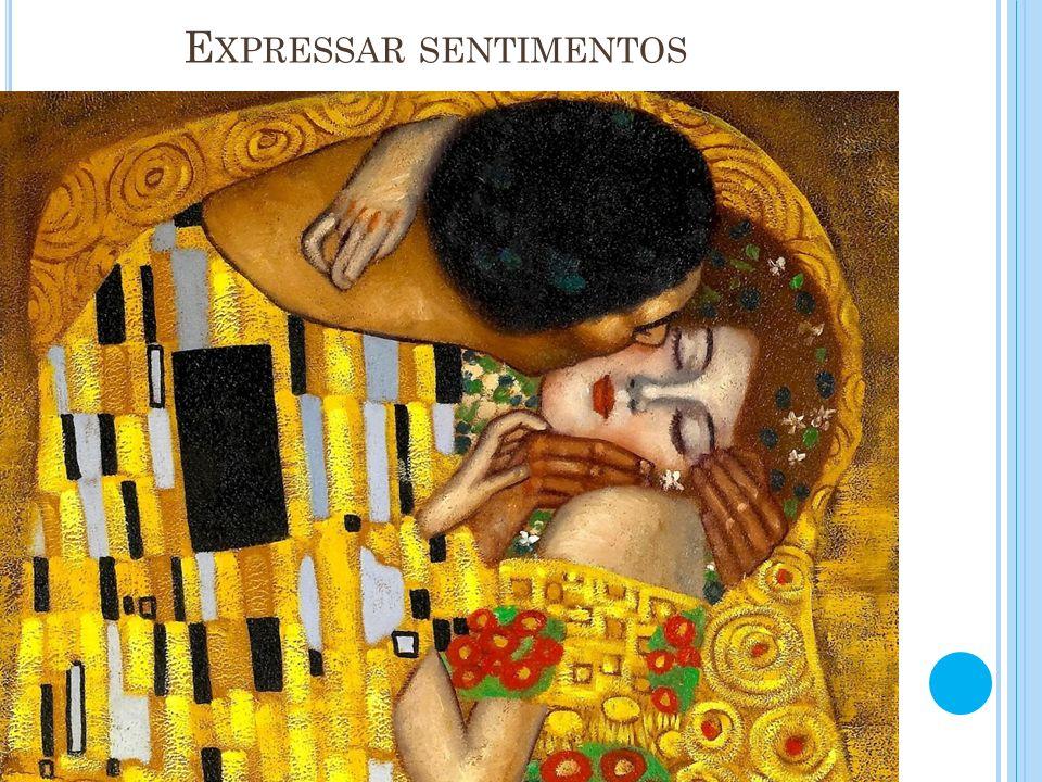 E XPRESSAR SENTIMENTOS
