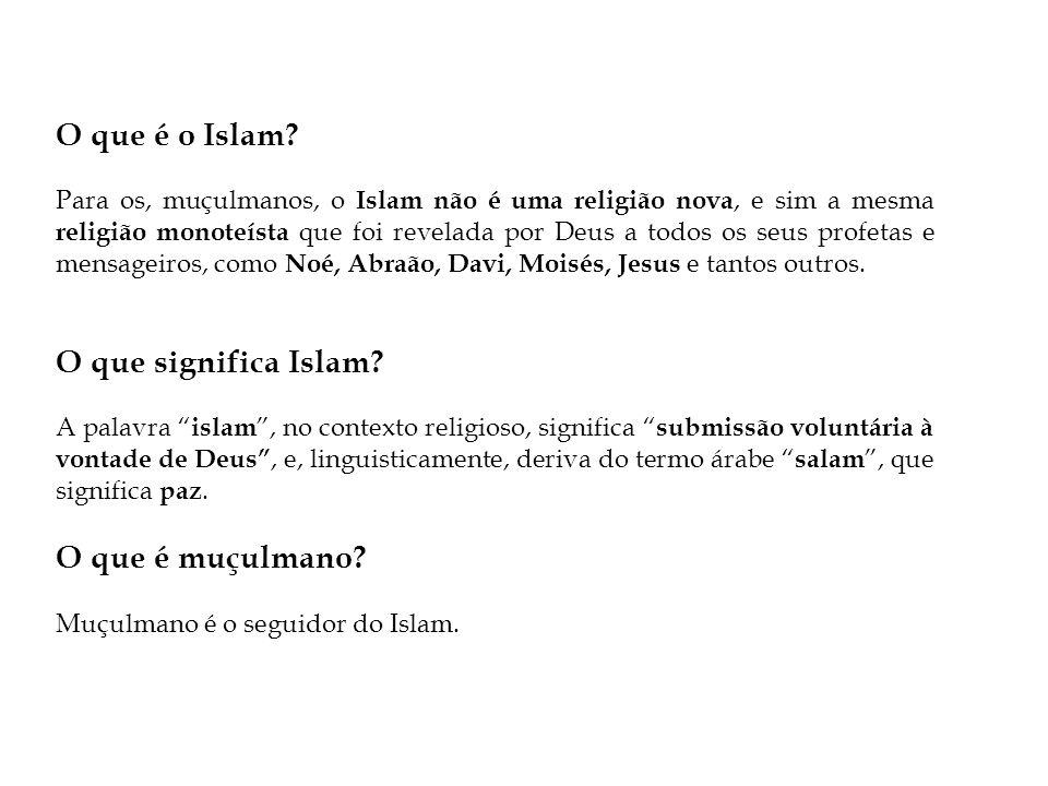 O que é o Islam.