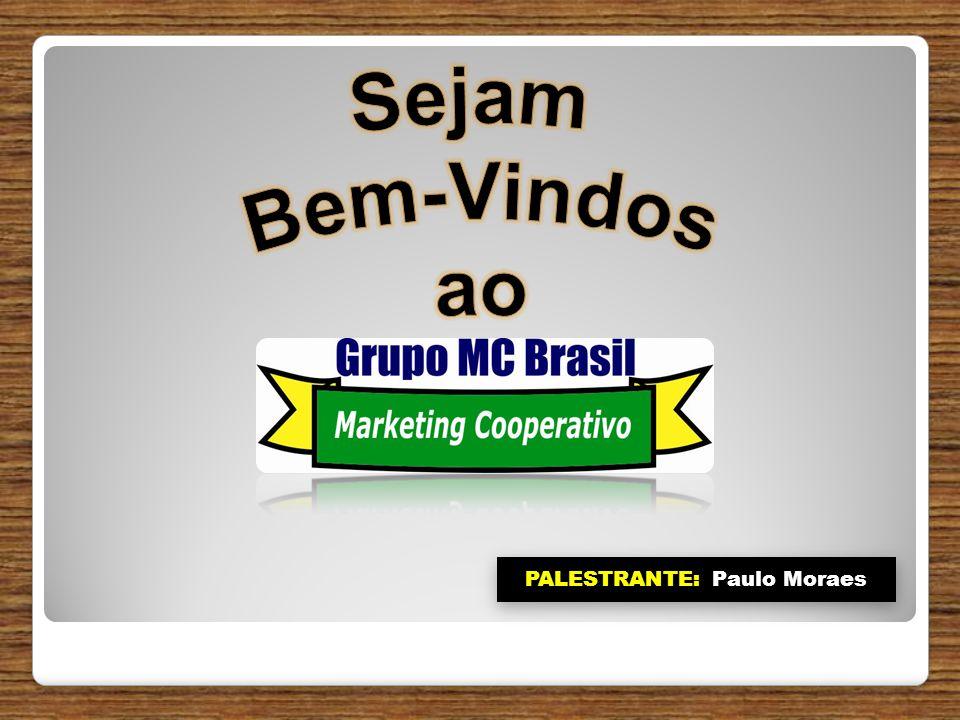 PALESTRANTE: Paulo Moraes