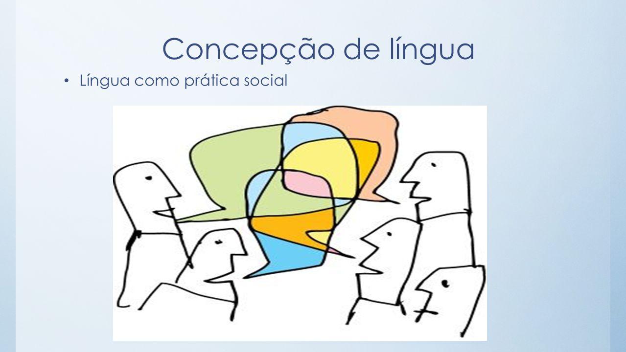 Estudos do letramento Adotar na alfabetização uma concepção social da escrita, em contraste com uma concepção tradicional que considera a aprendizagem de leitura e produção textual como a aprendizagem de habilidades individuais.