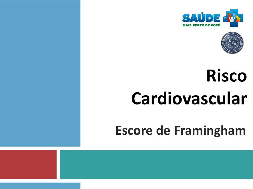 Mais importante do que diagnosticar no indivíduo uma patologia isoladamente, seja diabetes, hipertensão ou presença de dislipidemia, é avaliá-lo em termos de seu risco cardiovascular.