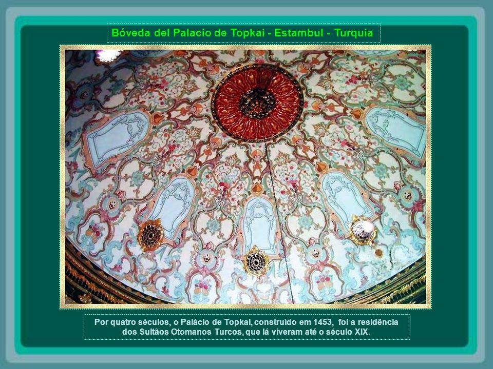 Bóveda del Palacio de Etta, Baviera, Alemania