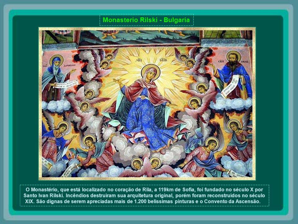 Techo de la Basílica de Moscu