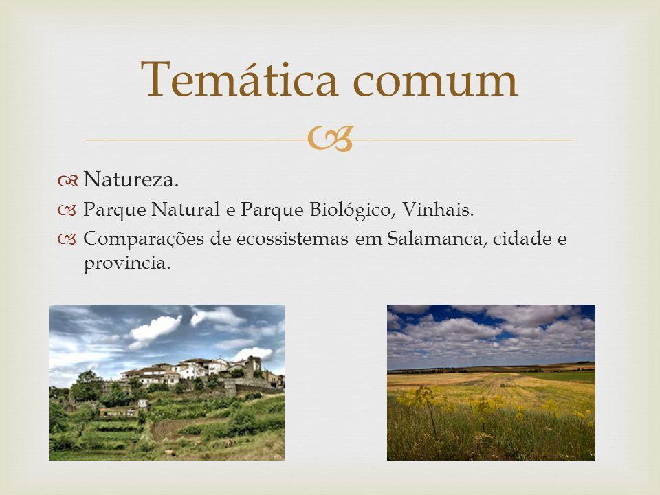 Natureza. Parque Natural e Parque Biológico, Vinhais.