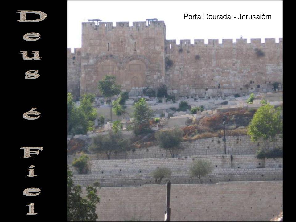 Porta Dourada - Jerusalém