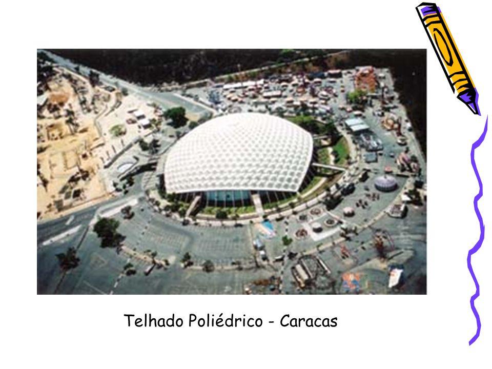 Telhado Poliédrico - Caracas