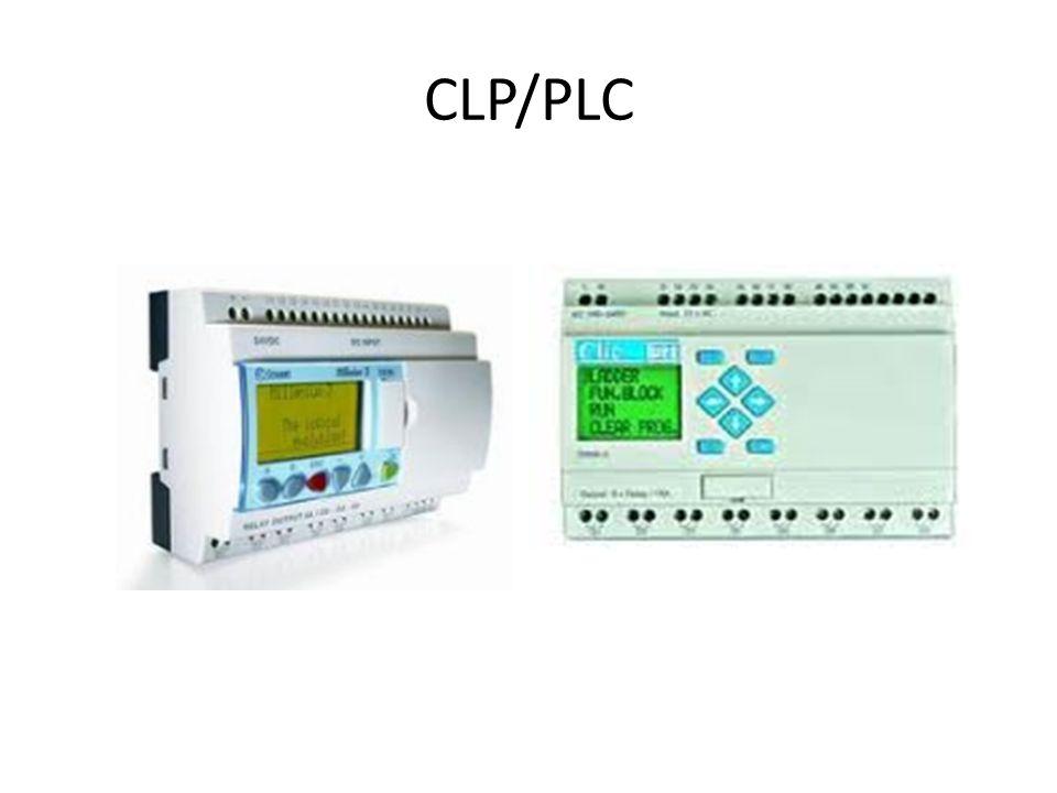 Saídas analógicas Como dito anteriormente, de forma similar o controlador necessita de um conversor digital para analógico (D/A), para trabalhar com este tipo de saída.