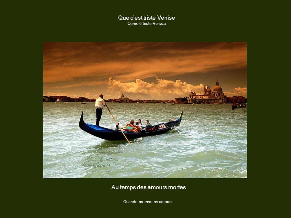 Estes slides dispensam comentários pelas belas fotografias de Carlo-Luigi Moro e a canção de Charles Aznavour.