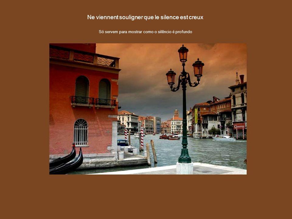 Que c est triste Venise Como é triste Veneza Lorsque les barcarolles No momento em que as canções