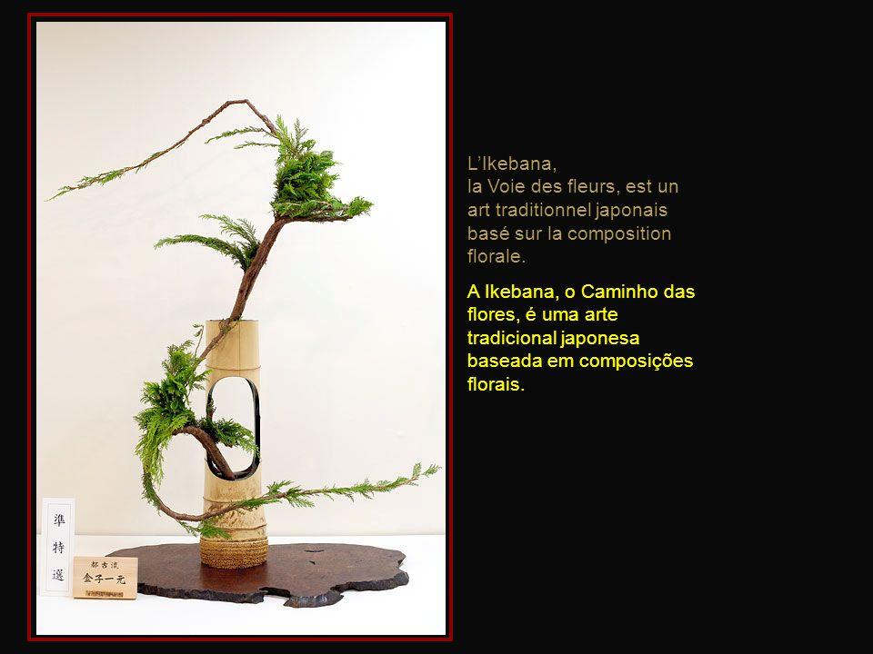 Au même titre que la cérémonie du thé et la calligraphie, likebana était un des arts que les femmes étudiaient traditionnellement à lécole en vue de se marier.
