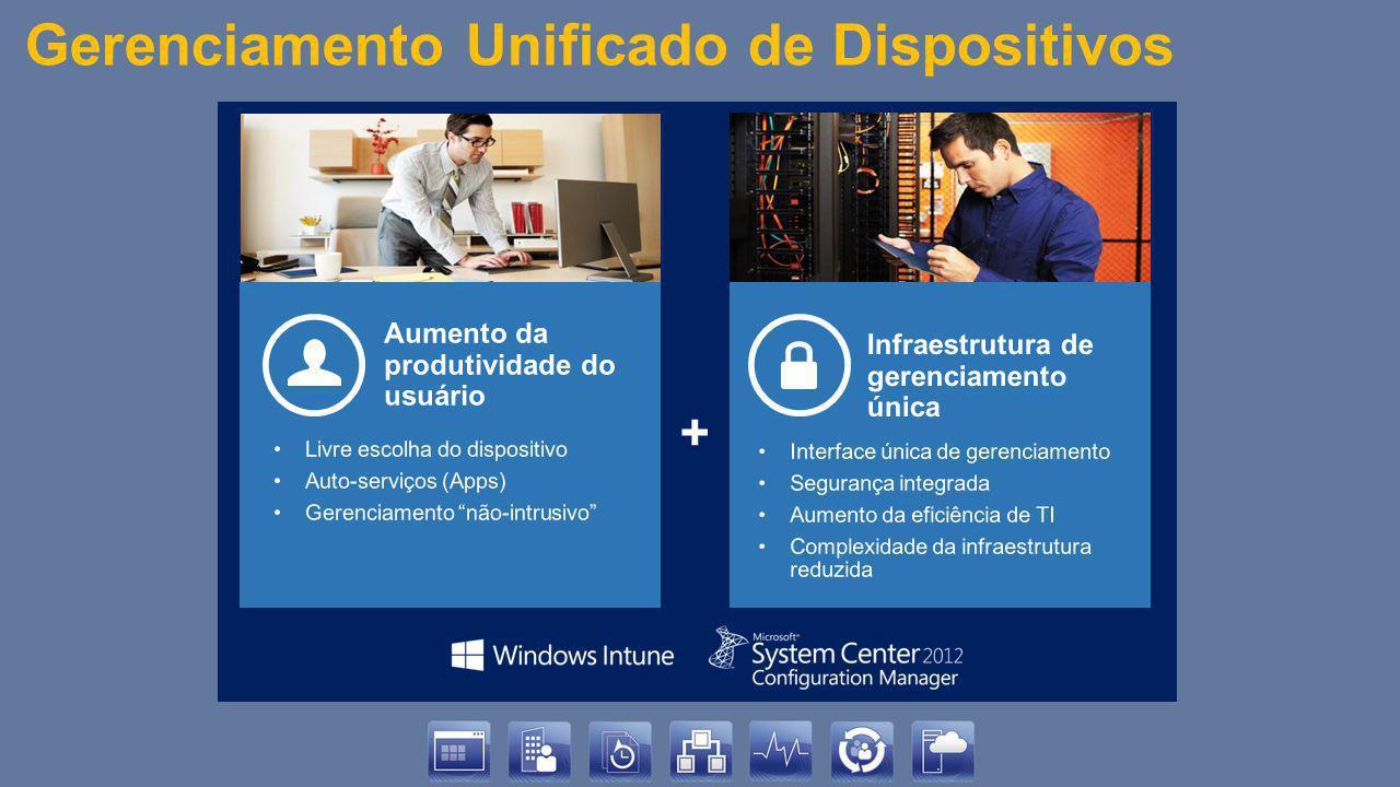 Na última versão: O que é o Windows Intune? Um serviço de gerenciamento de dispositivos na nuvem