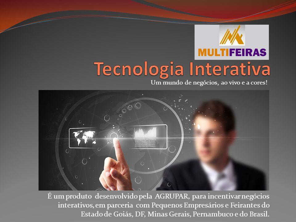 Todo o processo operacional do projeto será executado pela Agrupar e seus parceiros licenciados.
