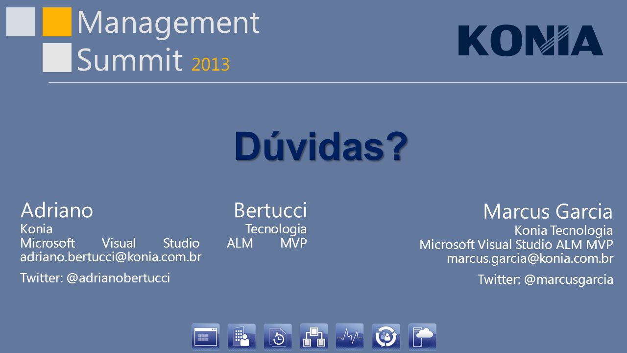 Management Summit 2013