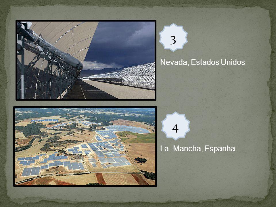 Nevada, Estados Unidos La Mancha, Espanha 3 4