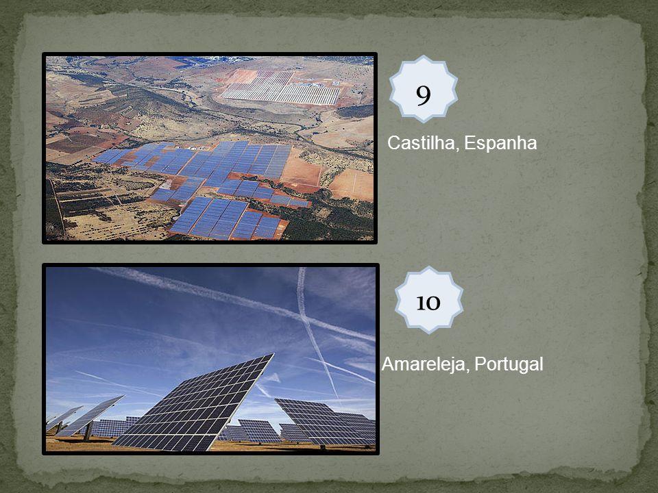 Castilha, Espanha Amareleja, Portugal 9 10