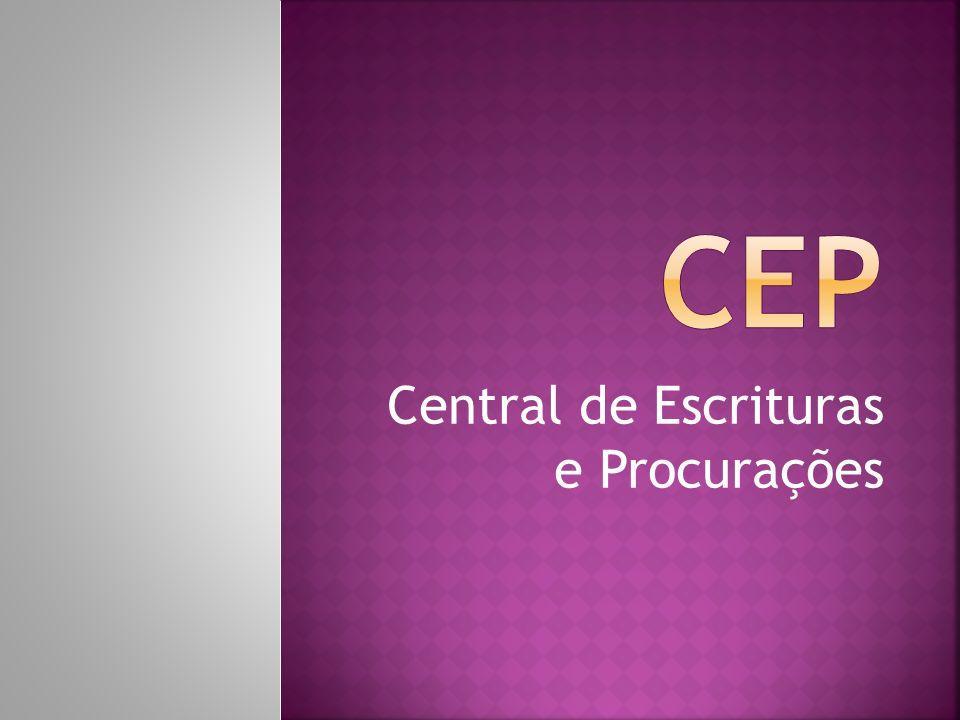 Central de Escrituras e Procurações