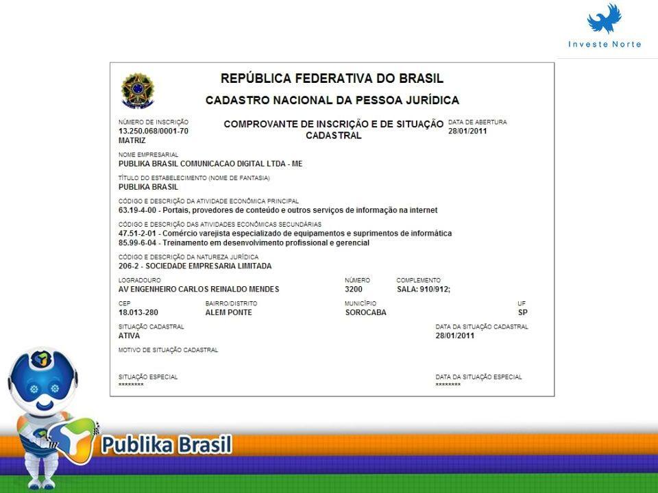 Perguntas e Resposta Publika Brasil O portal da Família Brasileira 15 – A empresa é sustentável.