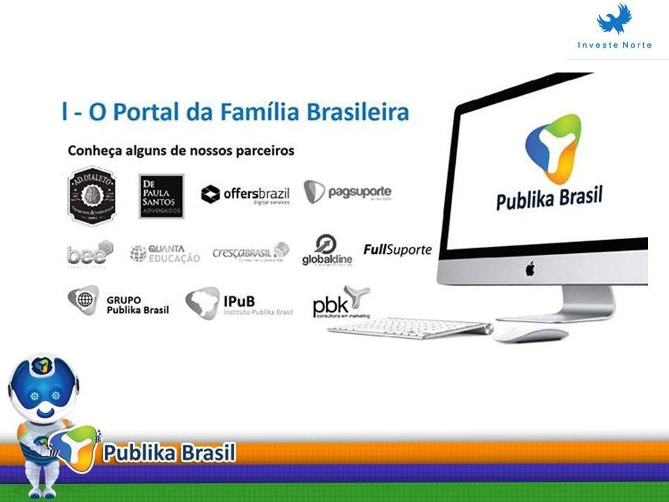 Perguntas e Resposta Publika Brasil O portal da Família Brasileira 6 – Ganho bônus de início rápido sobre a renovação da minha rede.