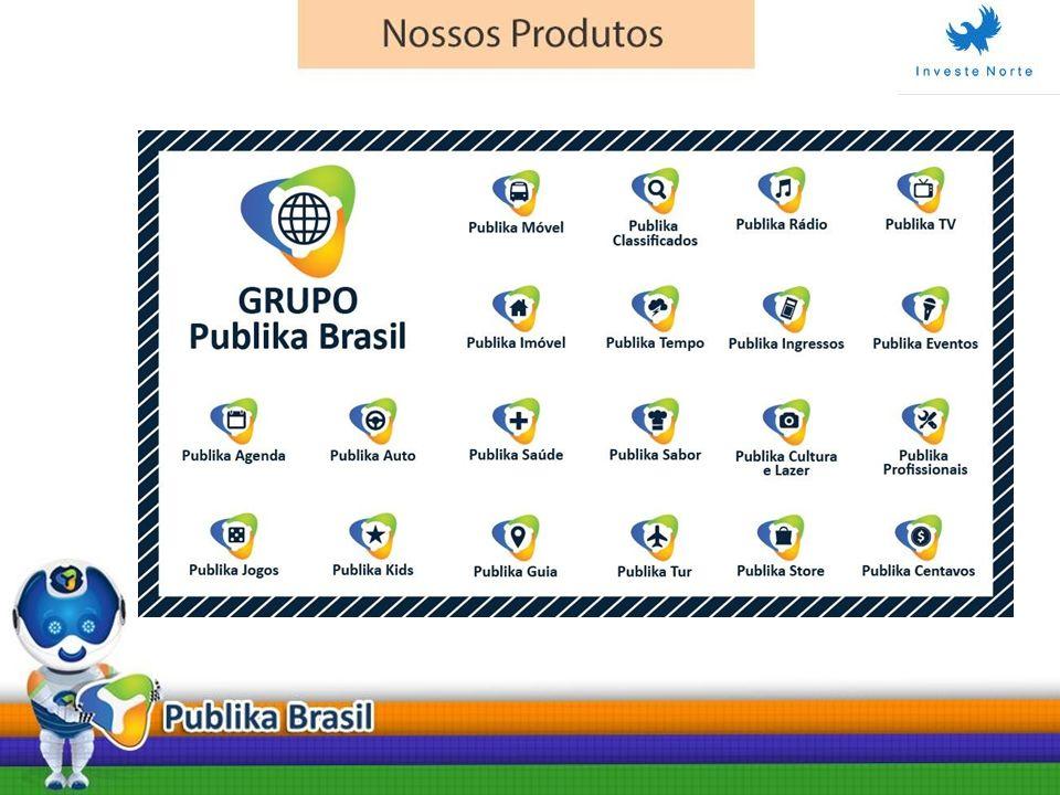 Perguntas e Resposta Publika Brasil O portal da Família Brasileira 7 – Como utilizo os 20% que recebo da Publika Brasil.