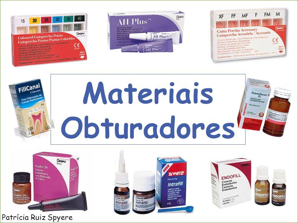 Materiais Obturadores Patrícia Ruiz Spyere
