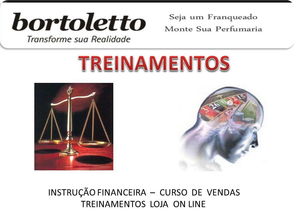INSTRUÇÃO FINANCEIRA – CURSO DE VENDAS TREINAMENTOS LOJA ON LINE
