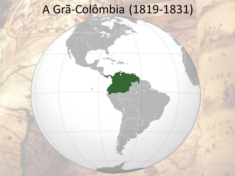 A Grã-Colômbia (1819-1831)